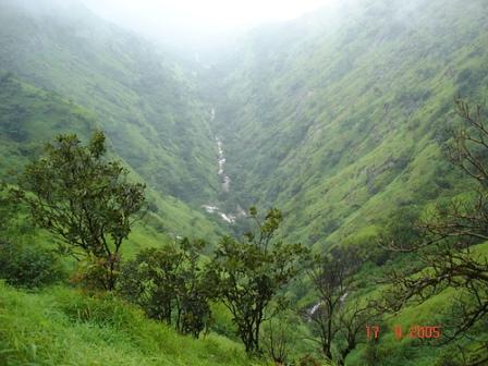 hill stations in maharashtra