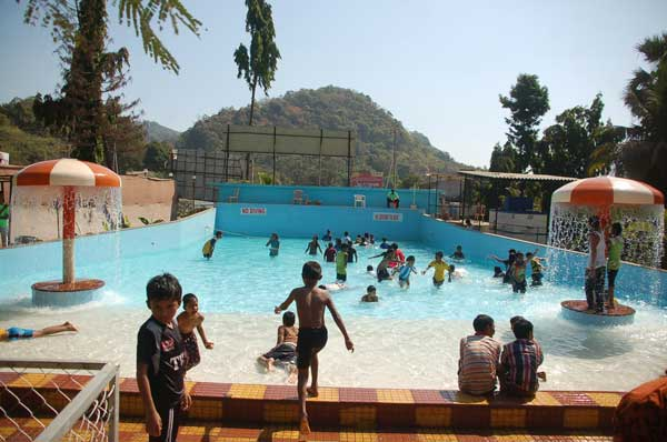 Royal Garden Water Resort mumbai water parks