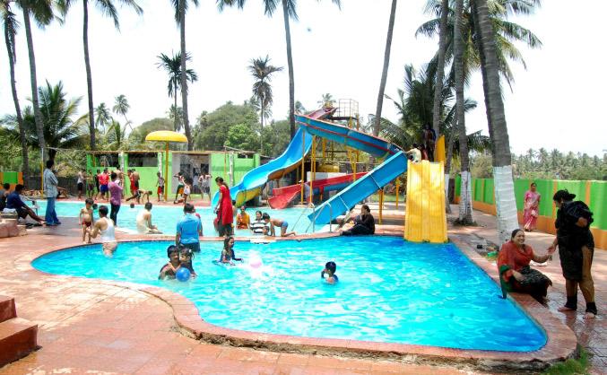 Hotel Booking Tour Packages Swagat Beach Resort Virar Maharashtra