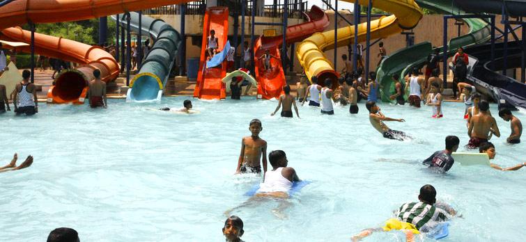 Shangrila Resort mumbai water parks